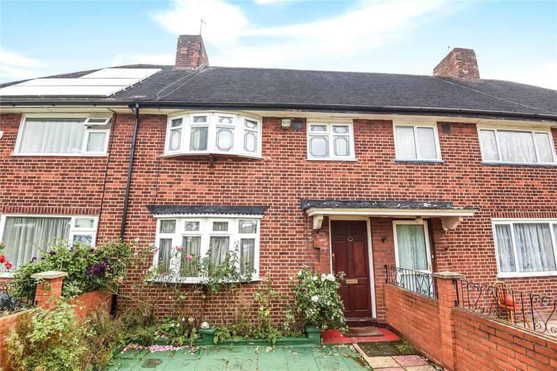 3 Bedrooms Terraced House for sale in Fire Brigade Cottages, Pinner Road, Pinner, Middlesex, HA5
