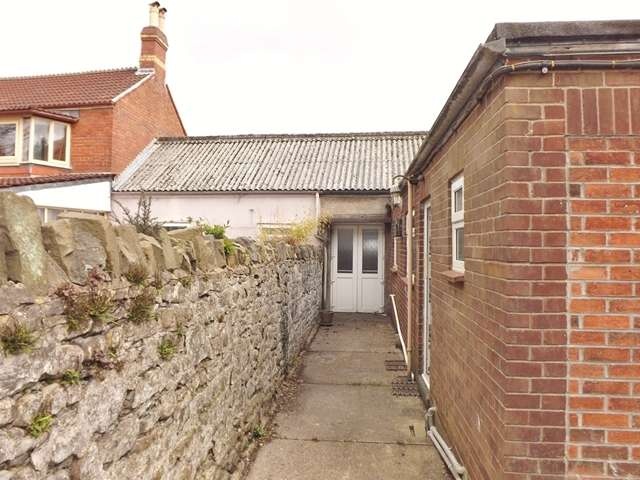 Plot Commercial for sale in PONTCANNA - Former Scout Hall with planning consent for two Mews style properties