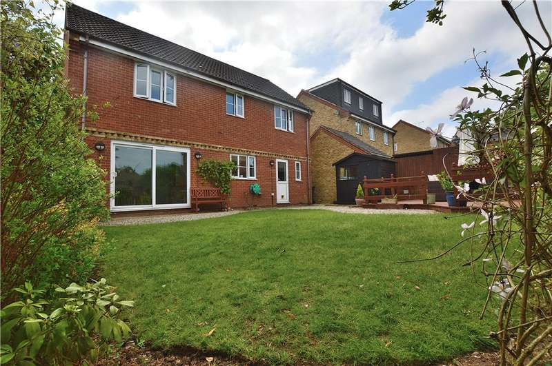 4 Bedrooms Detached House for sale in Stansted Mountfitchet