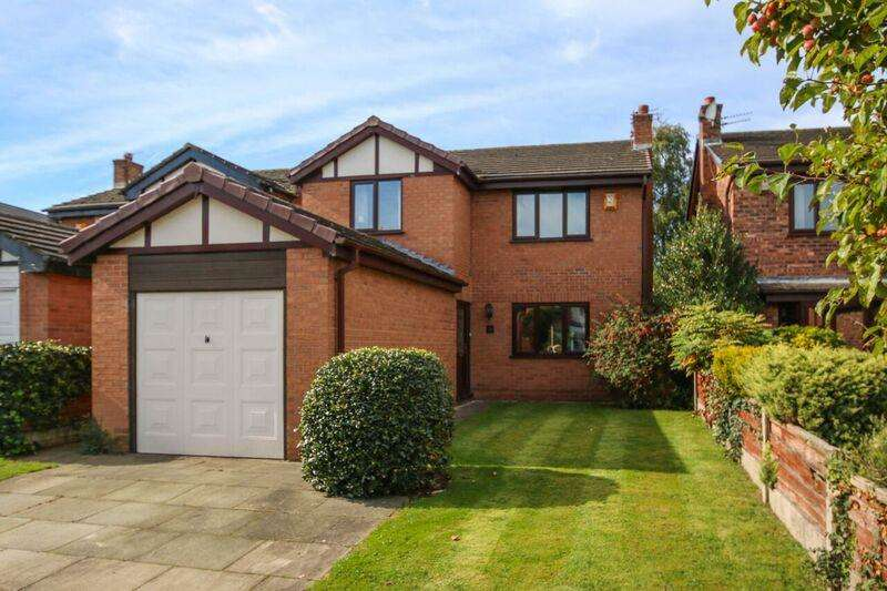 4 Bedrooms Property for sale in East View, Grappenhall, WARRINGTON, WA4