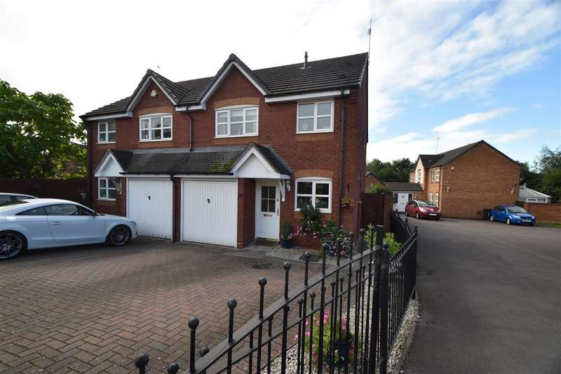 3 Bedrooms Property for sale in Sheldon Close, Wychbold