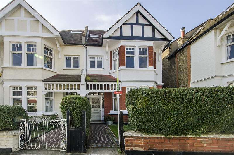 2 Bedrooms Flat for sale in Clarendon Drive, London, SW15