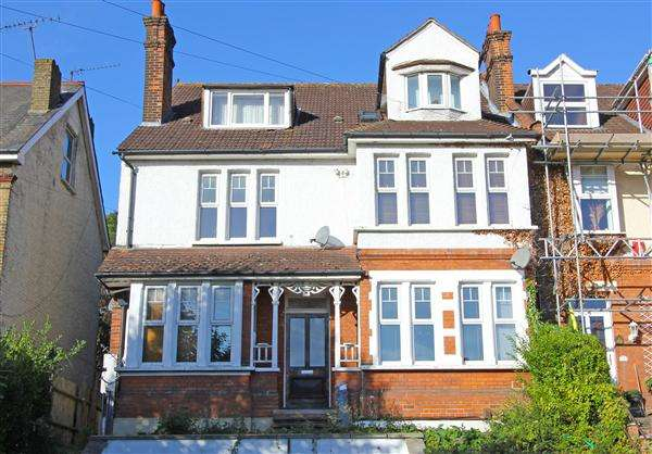 2 Bedrooms Apartment Flat for sale in Avondale Road, South Croydon