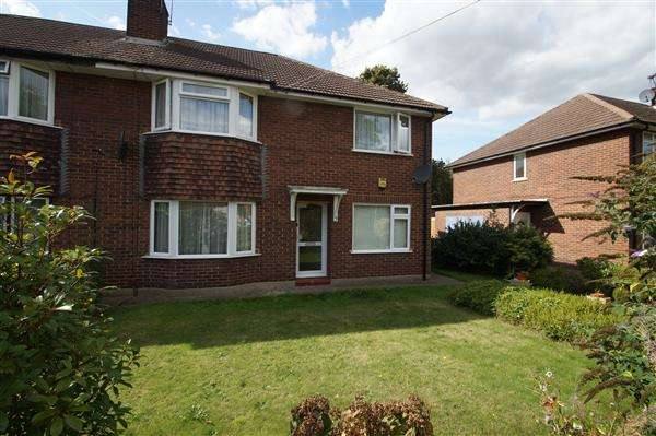2 Bedrooms Maisonette Flat for sale in Deena Close, Cippenham