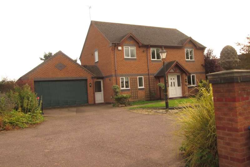 3 Bedrooms Detached House for sale in Gaulby Lane, Stoughton, Leicester, LE2