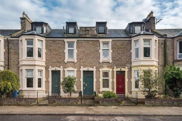2 Bedrooms Flat for sale in 32 Dalhousie Road, Broughty Ferry, Dundee, Angus