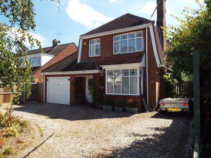 3 Bedrooms Detached House for sale in Tiptree, Colchester, Essex