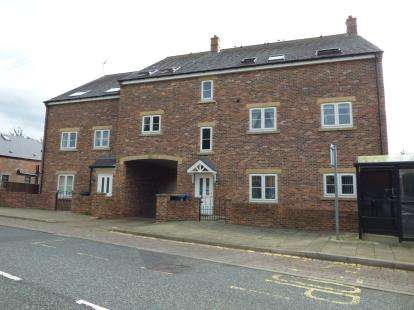 2 Bedrooms Flat for sale in Low Meadows, Witton Gilbert, Durham, DH7