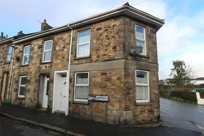2 Bedrooms Terraced House for sale in Edward Street, Camborne