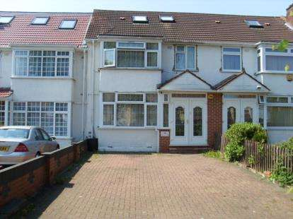 5 Bedrooms Terraced House for sale in Fermoy Road, Greenford