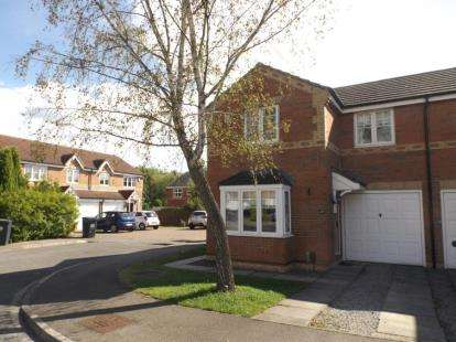 2 Bedrooms Semi Detached House for sale in Aldgrove Way, Darlington