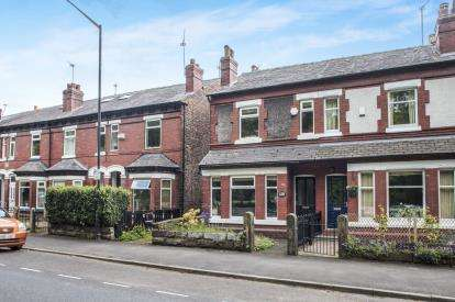2 Bedrooms End Of Terrace House for sale in Stamford Park Road, Hale, Altrincham, Greater Manchester