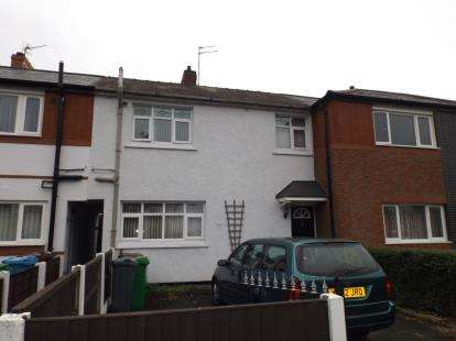 3 Bedrooms Terraced House for sale in Hassall Avenue, Withington, Manchester, Greater Manchester