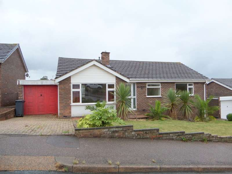 3 Bedrooms Detached Bungalow for sale in Brixington Lane, Exmouth