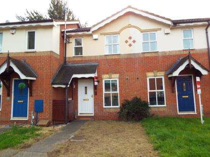 2 Bedrooms Semi Detached House for sale in Epping Close, Walsall, West Midlands