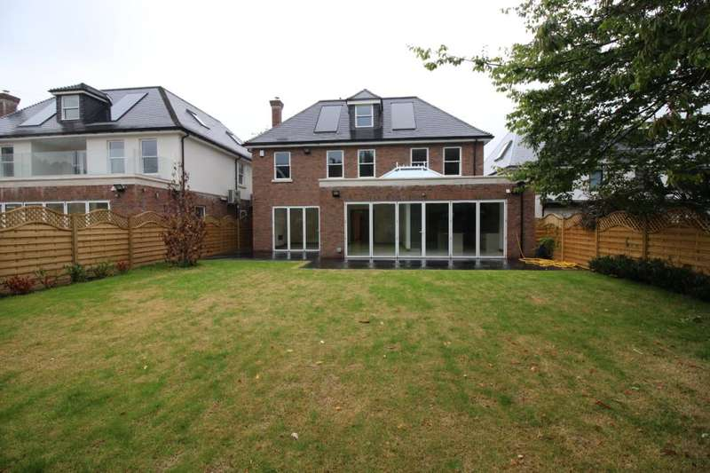 6 Bedrooms Detached House for sale in Barham Avenue, Elstree, Hertfordshire, WD6