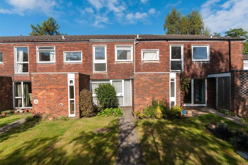 3 Bedrooms Terraced House for sale in Cranston Close, Reigate, RH2
