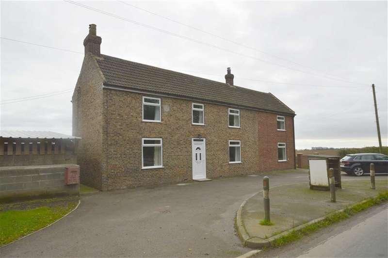 3 Bedrooms Property for sale in Great Hatfield Road, Sigglesthorne, East Yorkshire
