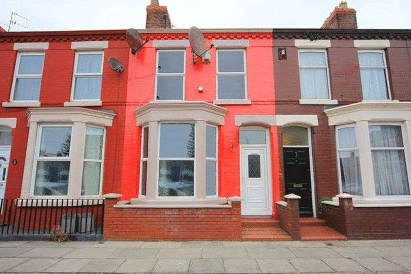 2 Bedrooms Semi Detached House for sale in Newhouse Road, Wavertree, Liverpool, L15