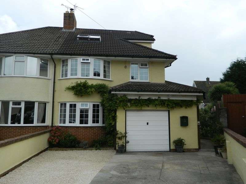4 Bedrooms Semi Detached House for sale in WORLEBURY CUL DE SAC