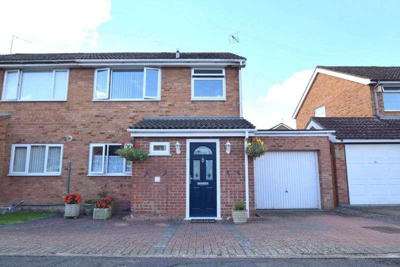 3 Bedrooms Semi Detached House for sale in Anton Way, Aylesbury