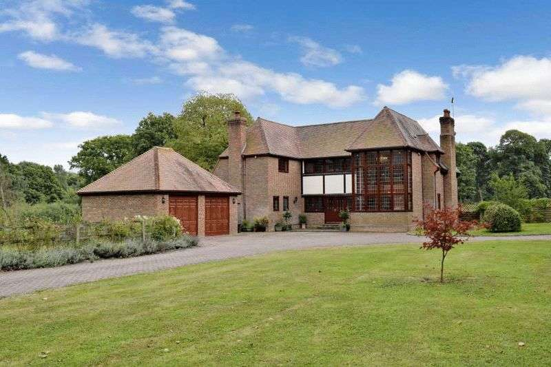 5 Bedrooms Detached House for sale in Kingswood, Maidstone, Kent