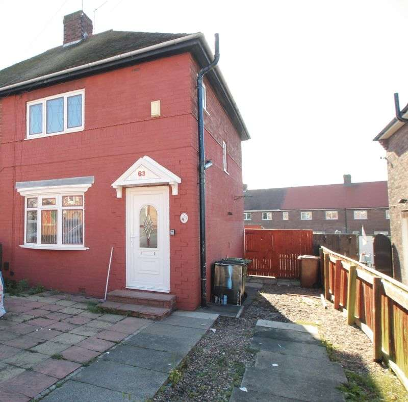3 Bedrooms Semi Detached House for sale in Scruton Avenue, Sunderland