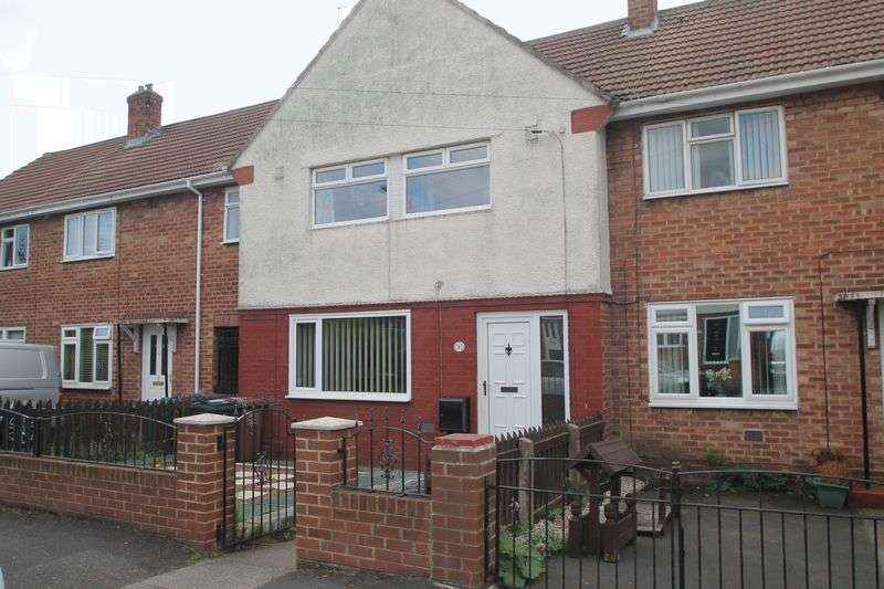 3 Bedrooms Terraced House for sale in Reeth Square, Sunderland