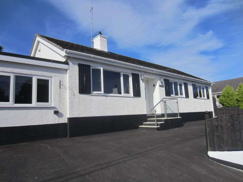 3 Bedrooms Detached Bungalow for sale in Penysarn