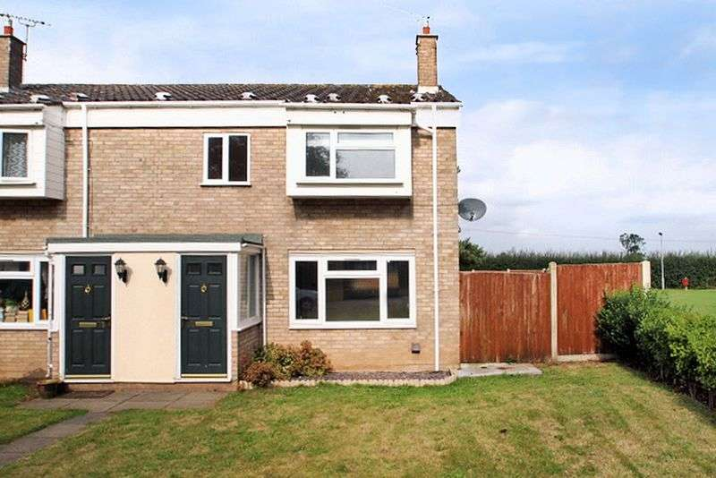 3 Bedrooms Terraced House for sale in Ormesby Road, Badersfield, Coltishall, Norwich