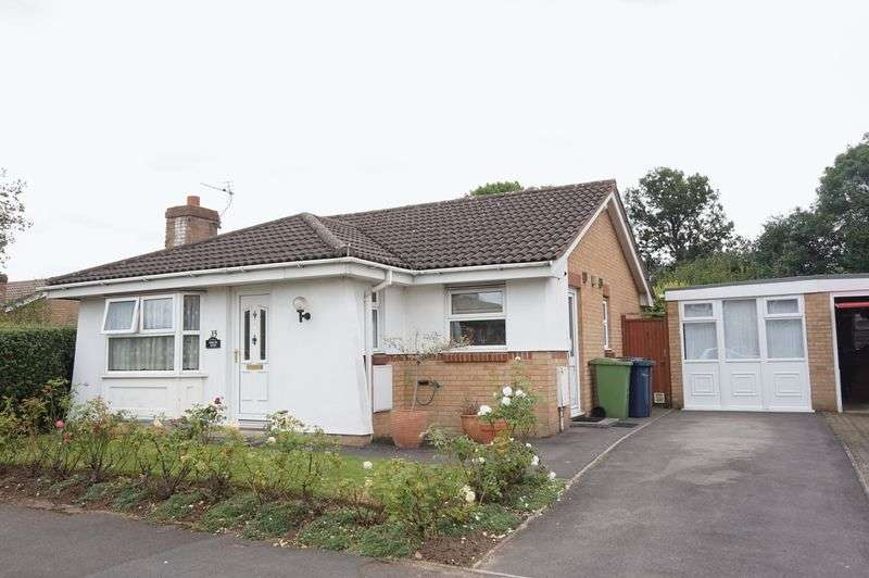 2 Bedrooms Detached Bungalow for sale in Bader Avenue, Churchdown, Gloucester