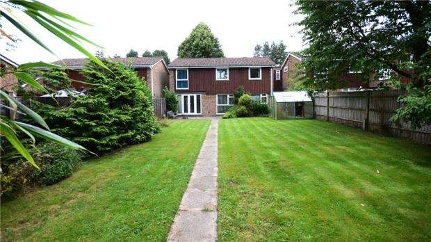 4 Bedrooms Detached House for sale in Silwood, Bracknell, Berkshire