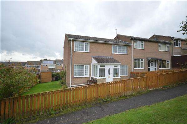 3 Bedrooms Link Detached House for sale in Walton Close, Stanley