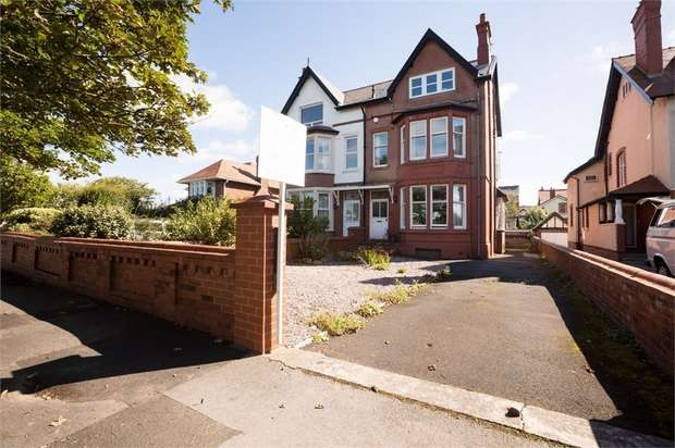 5 Bedrooms Semi Detached House for sale in St Pauls Avenue, Lytham St Annes, Lancashire