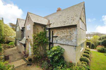 5 Bedrooms Detached House for sale in Lelant, St. Ives, Cornwall