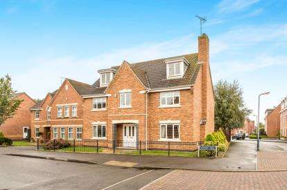 5 Bedrooms Detached House for sale in Lynnon Field, Warwick, Warwickshire