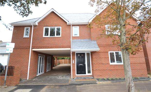 1 Bedroom Apartment Flat for sale in Queens Road, Farnborough, Hampshire