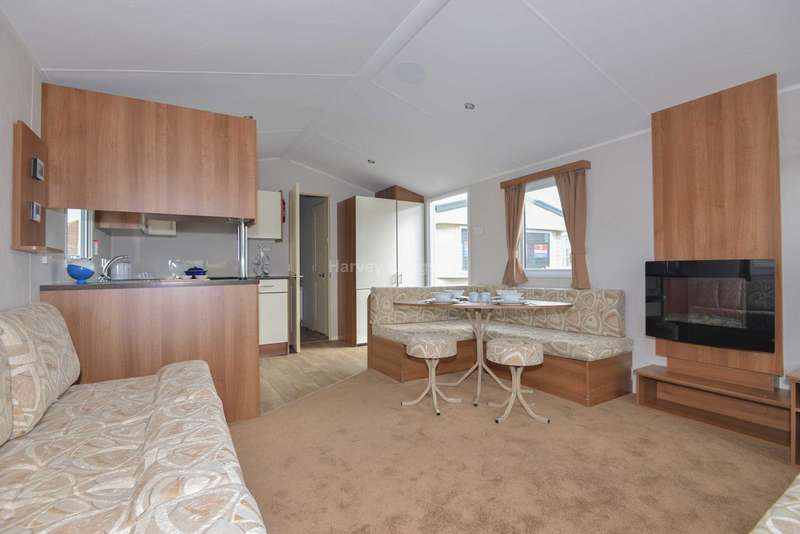 3 Bedrooms Caravan Mobile Home for sale in Swalecliffe, Kent