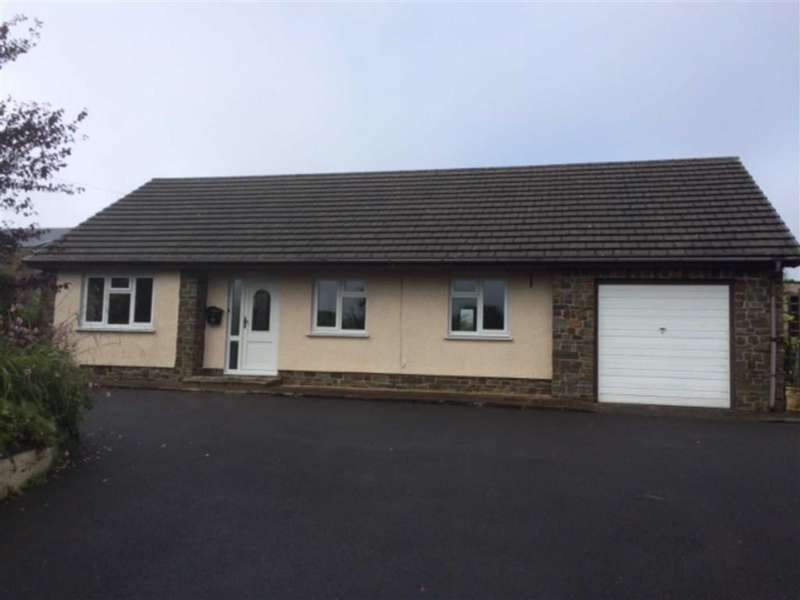 2 Bedrooms Property for sale in Penboyr, Velindre, Llandysul