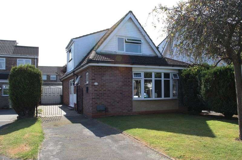 3 Bedrooms Detached House for sale in Tetbury Drive, Loughborough