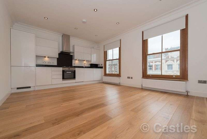 1 Bedroom Flat for sale in Brampton Park Road N22
