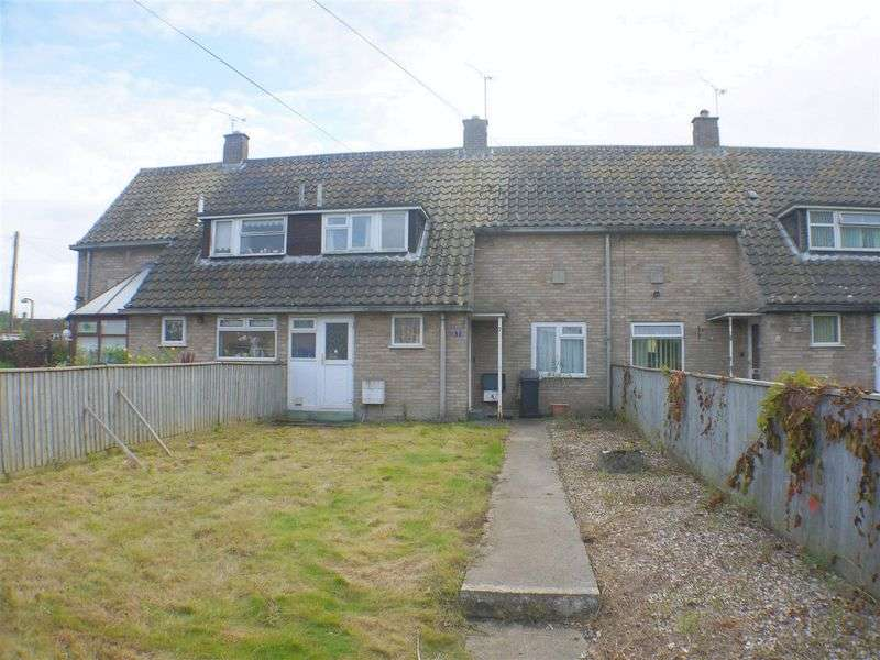 2 Bedrooms Terraced House for sale in Radstock Avenue, Swindon