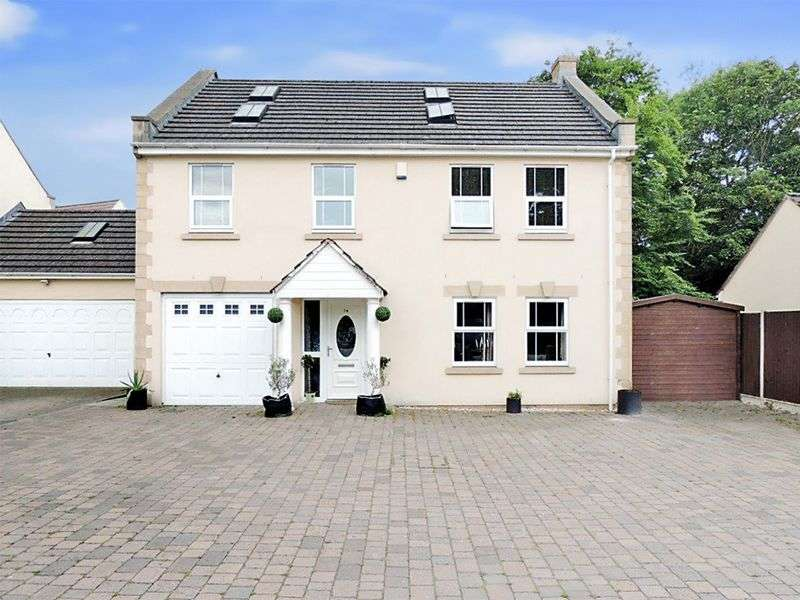 6 Bedrooms Detached House for sale in Bath Road, Bridgeyate. Bristol