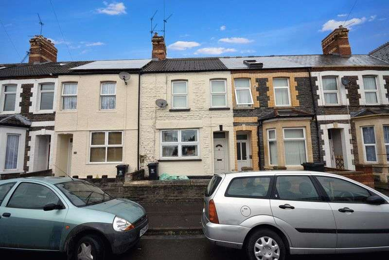 2 Bedrooms Terraced House for sale in Moy Road, Roath, Cardiff