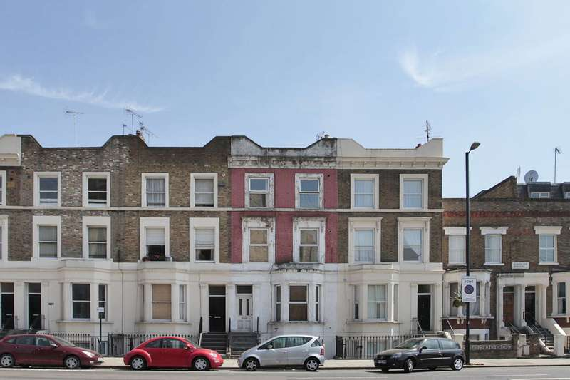 Studio Flat for sale in Kilburn Park Road, Maida Vale, NW6