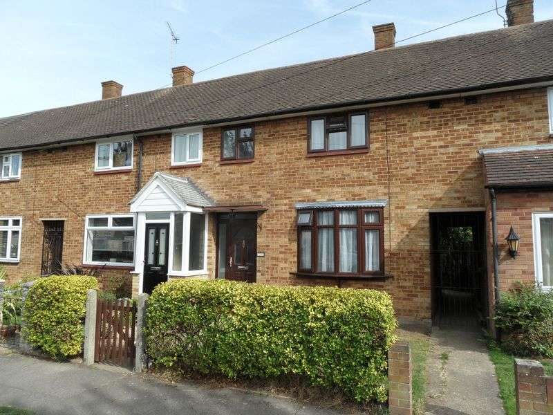 2 Bedrooms Terraced House for sale in Foyle Drive, South Ockendon