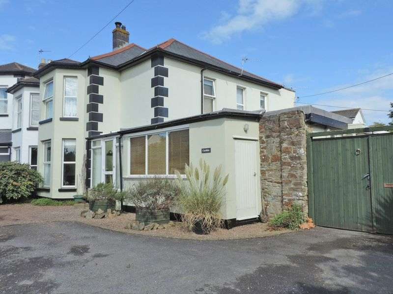 4 Bedrooms House for sale in Buckleigh Road, Bideford