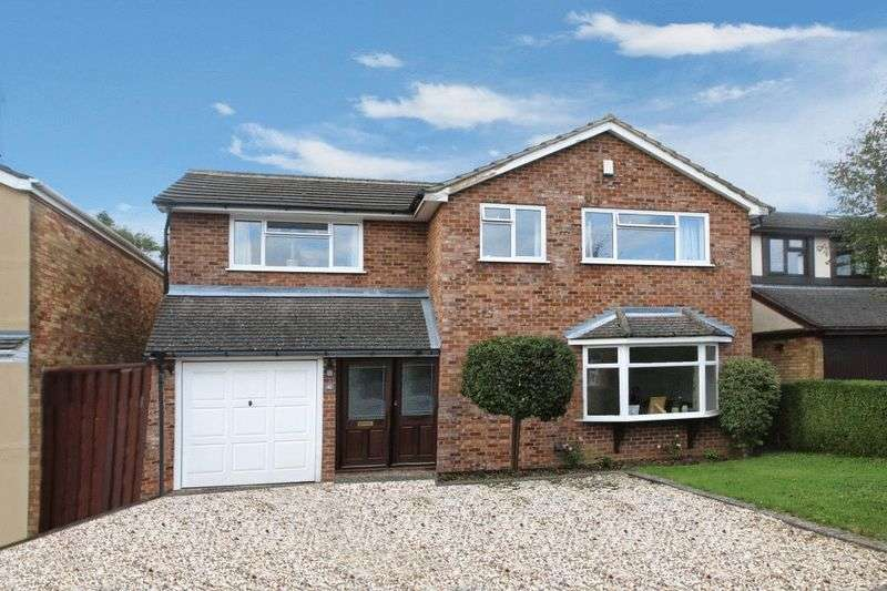 5 Bedrooms Detached House for sale in Brands Hill Avenue, High Wycombe