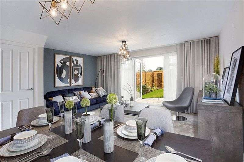 2 Bedrooms House for sale in A Brand New Phase at Centurion View, Coopers Edge, Gloucester GL3 4SF