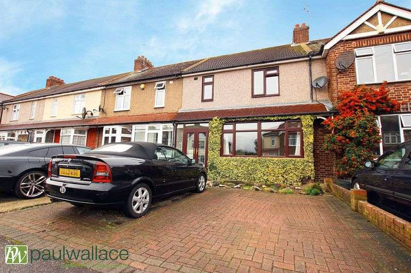 3 Bedrooms Terraced House for sale in Brookfield Gardens, Cheshunt